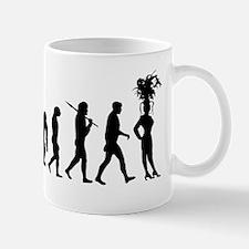 Chorus line Dancing troop Mug