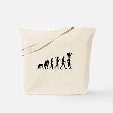 Chorus line Dancing troop Tote Bag