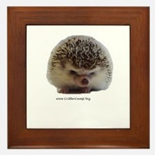 Prickleball 1 Framed Tile