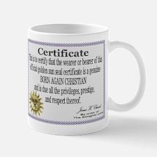 Cute Annulment Mug