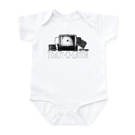 Toast-O-Lator Infant Bodysuit