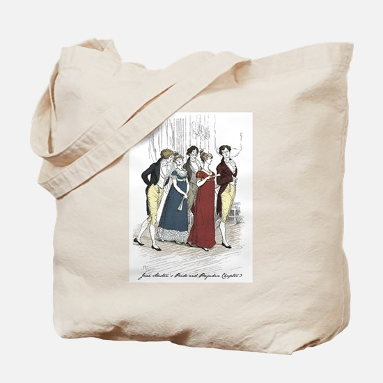 Hugh Thompson 3 Tote Bag