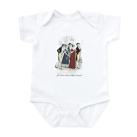 Hugh Thompson 3 Infant Bodysuit