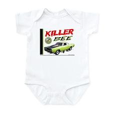 Dodge Super Bee Infant Bodysuit