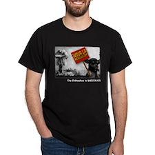 militantchihuahuawhite T-Shirt