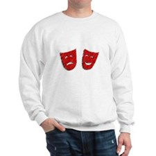 Comedy & Tragedy Sweatshirt