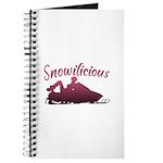 Snowilicious Snowmobile Journal