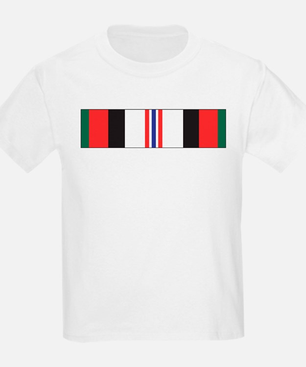 Afghanistan Campaign Kids T-Shirt
