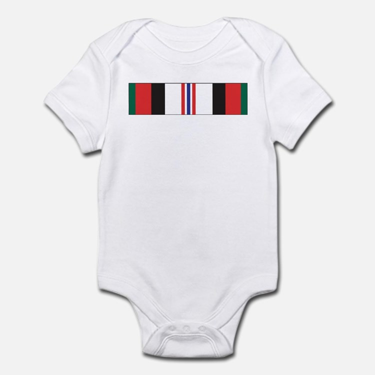 Afghanistan Campaign Infant Creeper