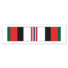 Afghanistan Campaign Bumper Bumper Sticker