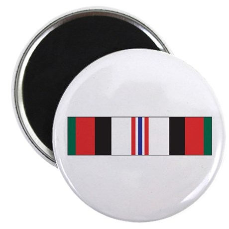 """Afghanistan Campaign 2.25"""" Magnet (100 pack)"""