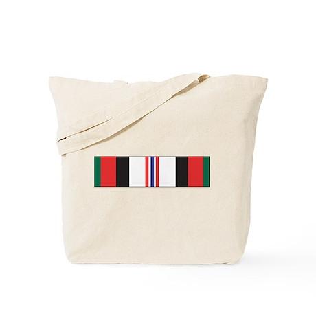 Afghanistan Campaign Tote Bag