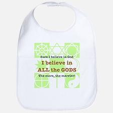 ALL the GODS Bib
