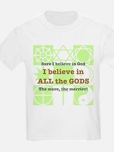 ALL the GODS T-Shirt