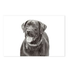 Cute Charcoal drawing Postcards (Package of 8)