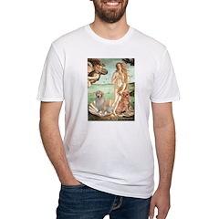 Venus / Two Golden Retrievers Shirt