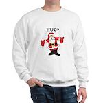 Hug Santa Sweatshirt