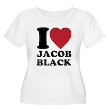 I Love Jacob Black T-Shirt