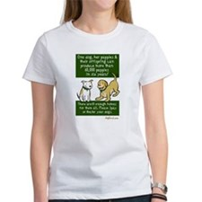 Sixty Thousand Dogs - Spay Neuter Tee
