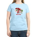 Kiss Me Women's Light T-Shirt