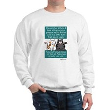 Half a Million Cats - Spay Neuter Sweatshirt