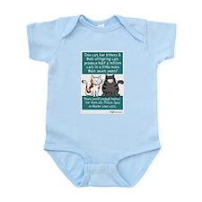 Half a Million Cats - Spay Neuter Infant Bodysuit