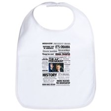 Obama: The 44th President Hea Bib