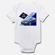 Pontiac GTO Infant Bodysuit