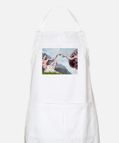Creation/Maltese + Poodle BBQ Apron