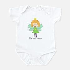 The Truth Fairy Infant Bodysuit