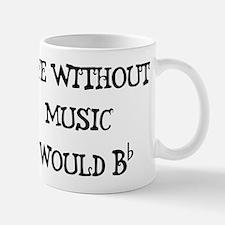 Life Without Music... Lefty Mug