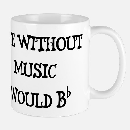 Life Without Music... Lefty Mug