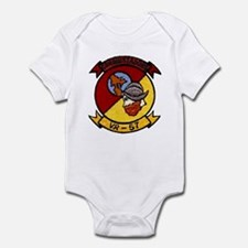 VR-56 Conquistadors Infant Bodysuit