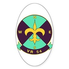 VR-54 Revelers Oval Decal