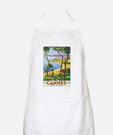 Cannes France BBQ Apron