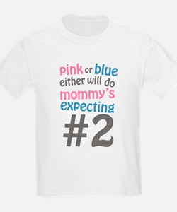 Mommy's Expecting #2 T-Shirt