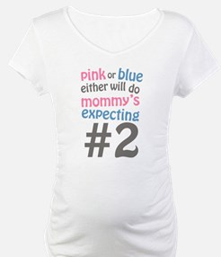Mommy's Expecting #2 Shirt