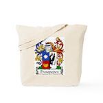Protopopov Family Crest Tote Bag
