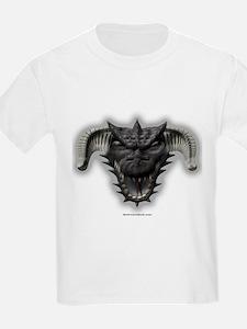 Black Dragon Head T-Shirt