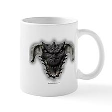 Black Dragon Head Mug