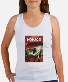 Monaco Grand Prix Women's Tank Top