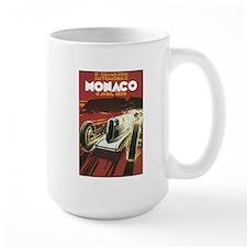 Monaco Grand Prix Mug