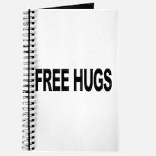 Free Hugs (L) Journal