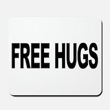 Free Hugs (L) Mousepad