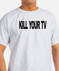 Kill Your TV (L) T-Shirt