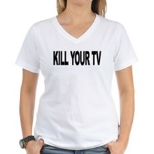 Kill Your TV (L) Shirt