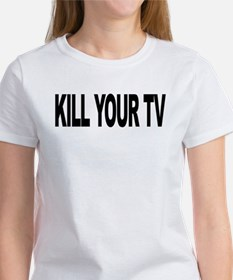 Kill Your TV (L) Tee