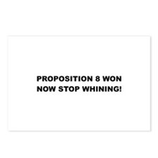 Proposition 8 Postcards (Package of 8)