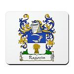 Ragozin Family Crest Mousepad