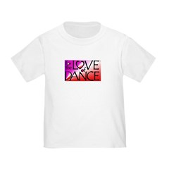 For the LOVE of DANCE T